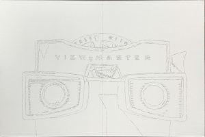 Werktekening Viewmaster door Rob de Vries