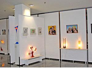 Expositie Equens, Utrecht van Rob de Vries